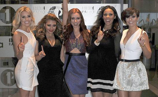 The Saturdays/WENN