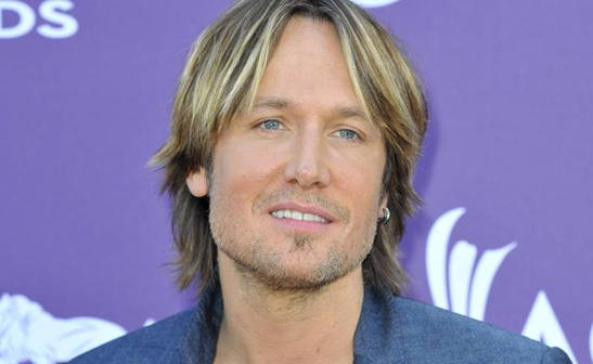Keith Urban/WENN