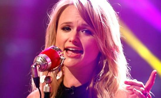 Miranda Lambert/NBC