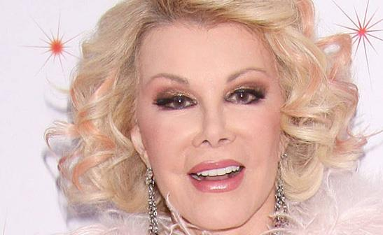 Joan Rivers/WENN