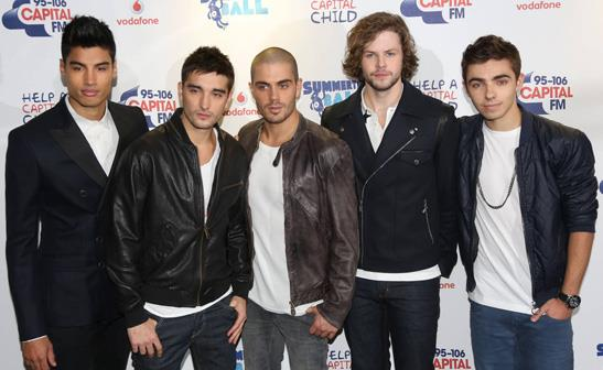 The Wanted/WENN