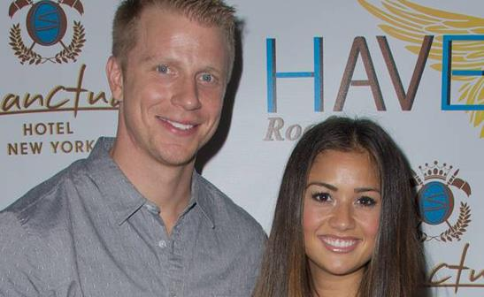 Sean Lowe and Catherine Giudice/WENN