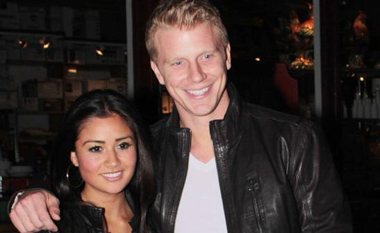 Catherine Giudice and Sean Lowe/WENN