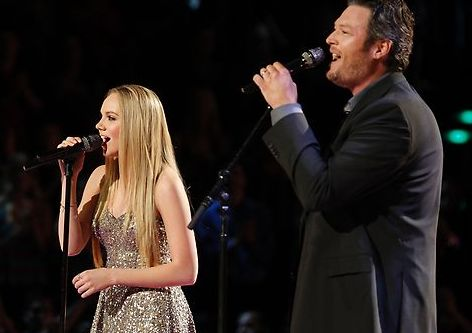 Danielle Bradbery, Blake Shelton, The Voice