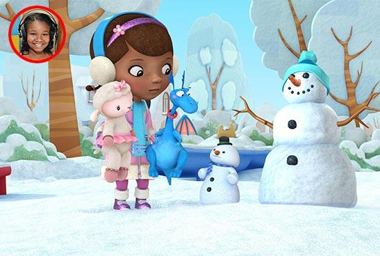 'Doc McStuffins'/Disney Junior