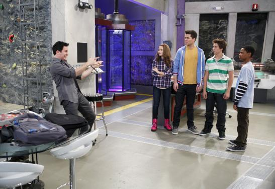 'Lab Rats'/Disney XD