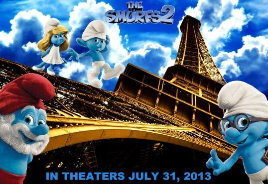 'The Smurfs 2'/Columbia Pictures