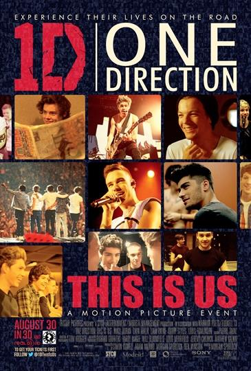 'One Direction: This is Us'/Sony Pictures