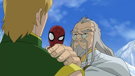 'Ultimate Spider-Man'/Disney XD