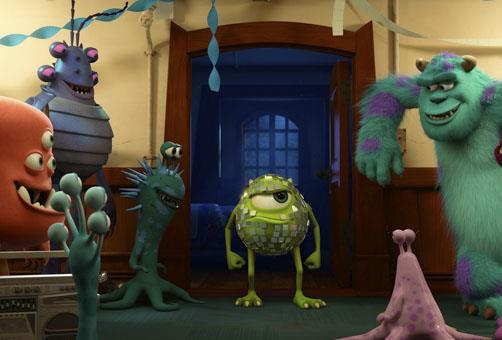 'Monsters University'/Disney/Pixar
