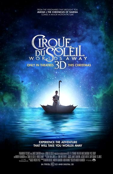 'Cirque du Soleil: Worlds Away'/Paramount Pictures