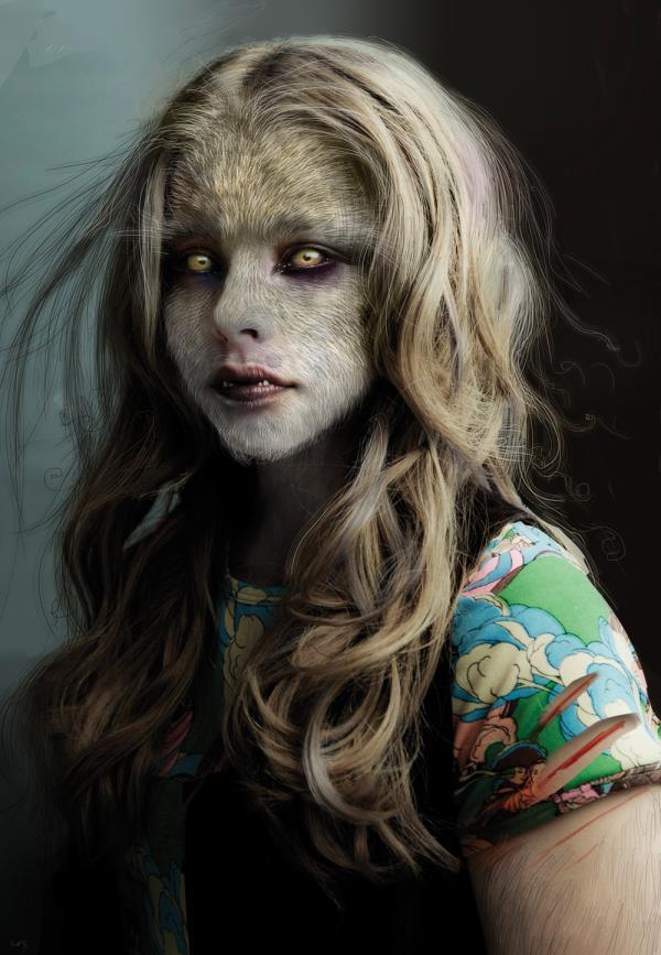 Werewolves - Dark Shadows Wiki  Dark Shadows Movie Werewolf