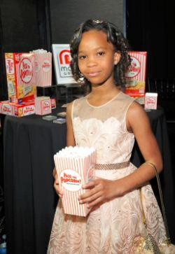 Quvenzhane Wallis/Mattel - Photo Credit: WireImage.