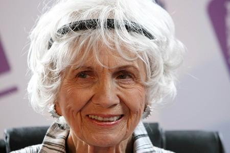 Alice Munro in 2009 (AP Photo / Peter Morrison)