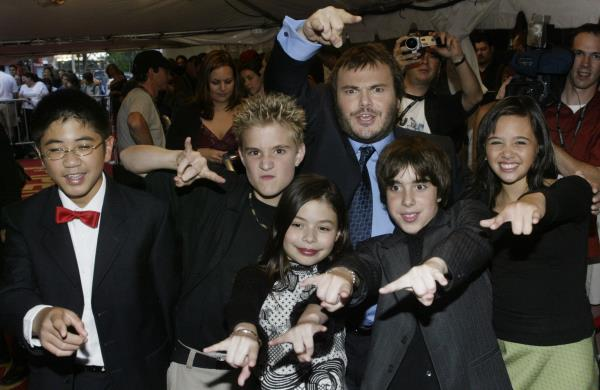 School Of Rock Cast Now 'school of rock' cast reunites: imgarcade.com/1/school-of-rock-cast-now