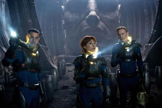 'Prometheus'/20th Century FOX
