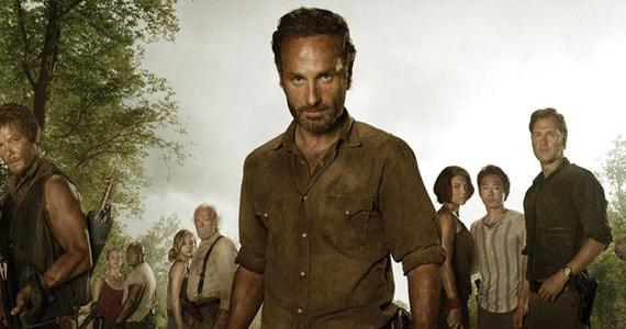 'The Walking Dead'/AMC