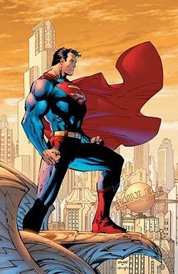 'Superman'/D.C. Comics