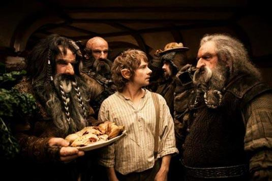 'The Hobbit: An Unexpected Journey/Warner Bros.