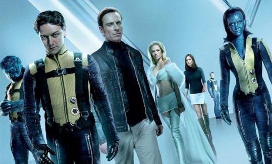 'X-Men: First Class'/20th Century FOX