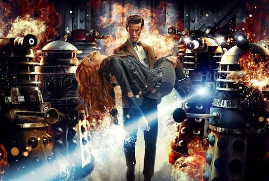 'Doctor Who'/BBC America