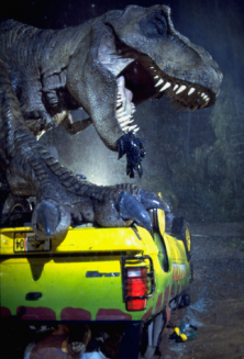'Jurassic Park' in 3D This Spring