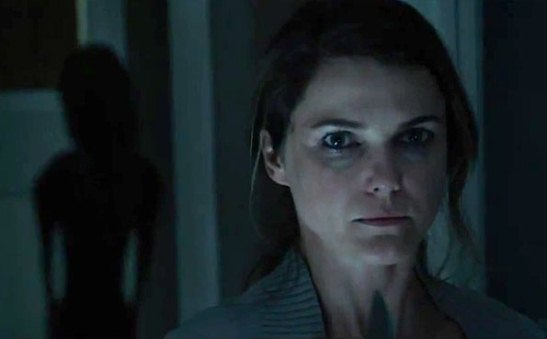 Keri Russell in 'Dark Skies'/Dimension Films