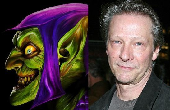 Green Goblin/Chris Cooper