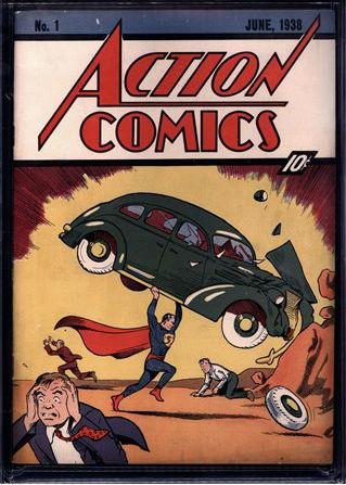 'Action Comics No. 1'