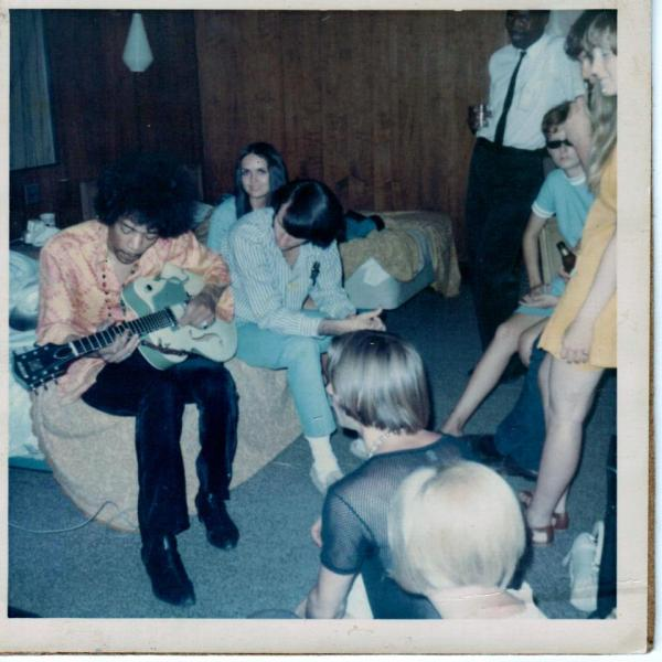 Jimi Hendrix & the Monkees