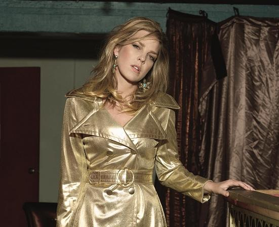Diana Krall by Mark Seliger