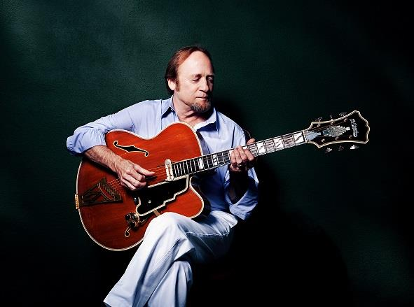 Stephen Stills by Eleanor Stills