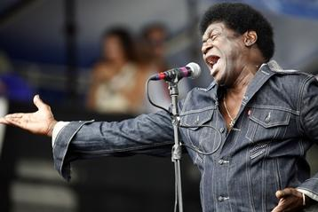 Charles Bradley at the Newport Folk Festival/Joe Giblin AP