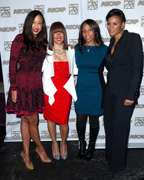 Nicole Wyskoarko,Jessica Rivera, Beverly Bond, Nicole George-Middleton