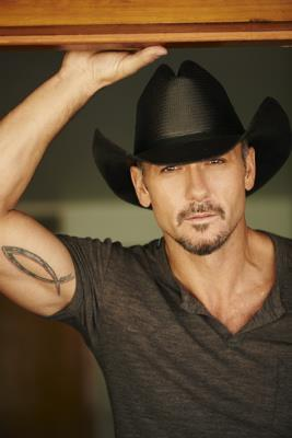 "Tim McGraw calls his Vegas show with Faith Hill ""everything we"