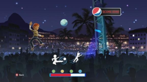 Play 'Kick in the Mix' to earn Xbox awards.