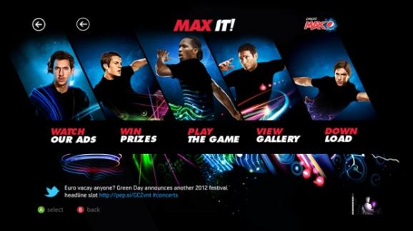 Watch the Pepsi Max TV ad and go behind the scenes with exclusive footage.