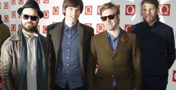 "Kaiser Chiefs will act as ambassadors for the ""Xbox Summer Stadium"". Image Joel Ryan, PA."