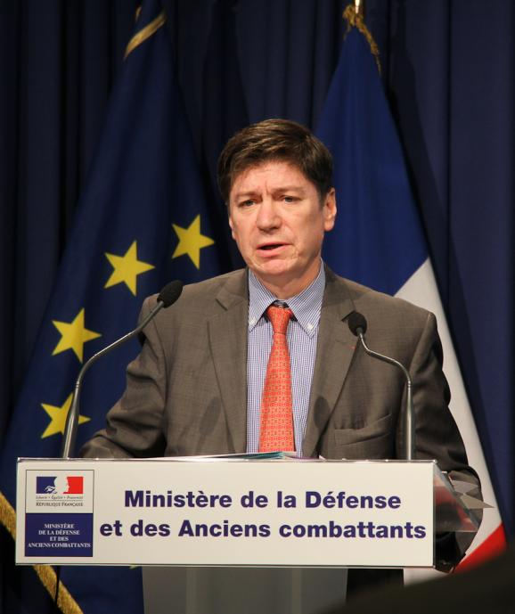 Eric Lucas, directeur de la m&#233;moire du patrimoine et des archives