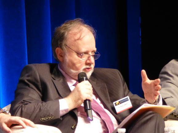Marko Erman, vice-président sénior pour la recherche et technologies, Thales (c) Franck Edard