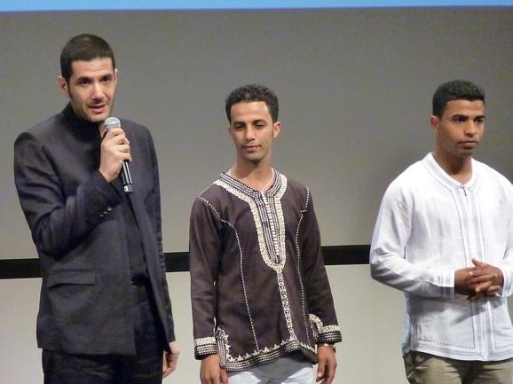 Cannes : l'équipe du film