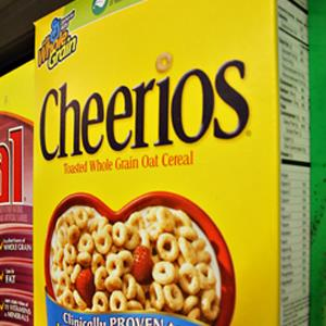 General Mills Cheerios © Stephen Hilger/Bloomberg via Getty Images