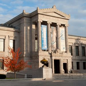 Museum of Fine Arts in Boston. © Rick Friedman/Corbis