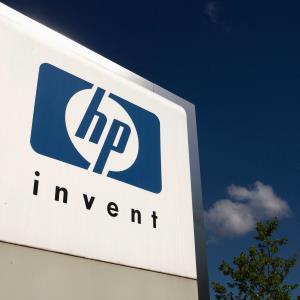 Hewlett-Packard international offices in Meyrin near Geneva © DENIS BALIBOUSE/Newscom/Reuters