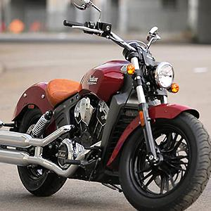 Credit: Courtesy of Indian Motorcycle