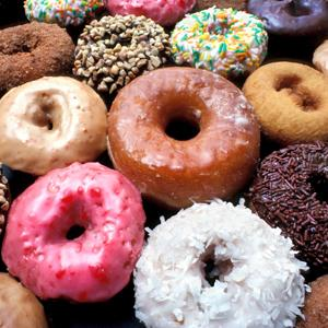 Donuts © Tom Mareschal/Getty Images