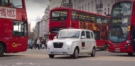 Metrocab. Photo by Metrocab.