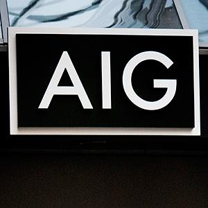 AIG headquarters in New York © Orjan F. Ellingvag/Corbis