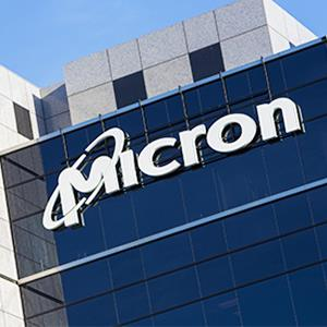 Micron offices in San Jose, Calif. © REX/Sipa USA