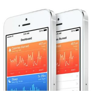 HealthKit in iOS 8 (c) Apple Inc.